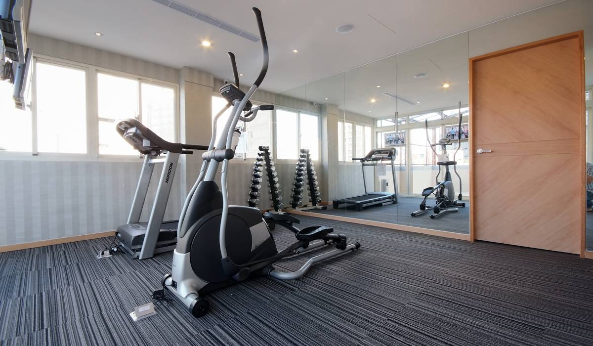 Gym & Laundry Facilities